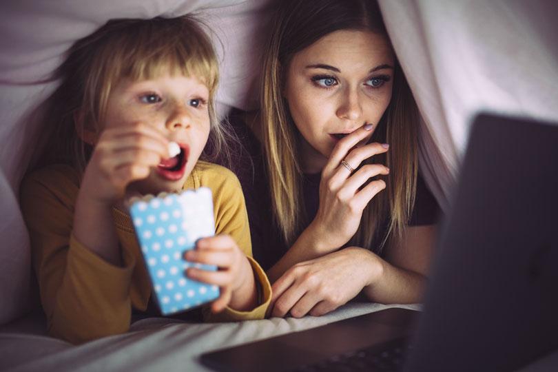 Streaming in famiglia
